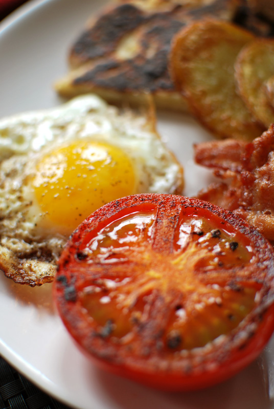breakfast fry up almost the full irish in a this fry up is perfect for ...